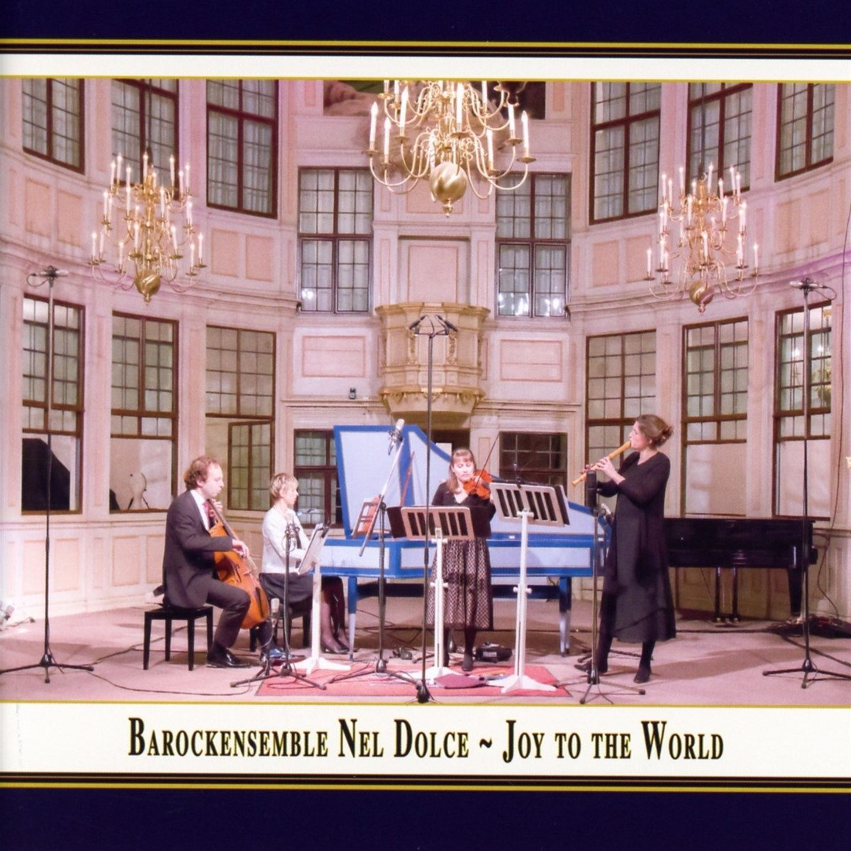 Nel Dolce: Royal Christmas - Joy to the World (Baroque Christmas at the English Court) [Live] by K&K