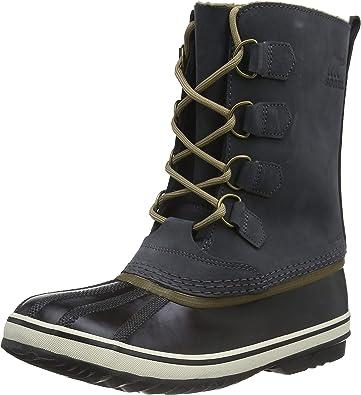 Sorel 1964 Pac 2 Womens Snow Boots Buff Black
