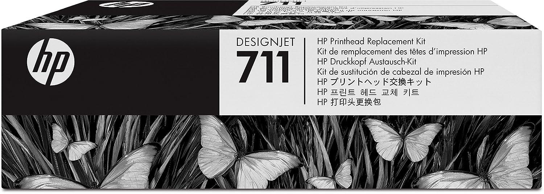 HP C1Q10A OEM HP 711 Printhead Replacement Kit