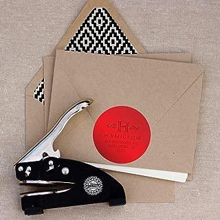 product image for Three Designing Women Foil Seals for Designer Embosser, Red