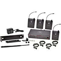 Galaxy Audio AS-950-4N Wireless In Ear Personal Monitor System Band Pack, Band N