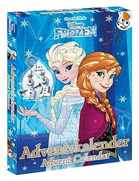 Calendario Adviento Lidl.Craze Frozen Walt Disney De Calendario De Adviento Navidad Calendario De La Reina De Hielo