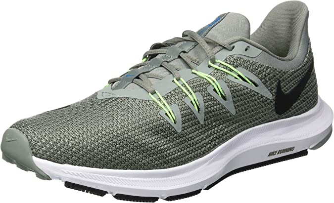 Nike Quest, Zapatillas de Running para Hombre, Verde (Mica Green ...