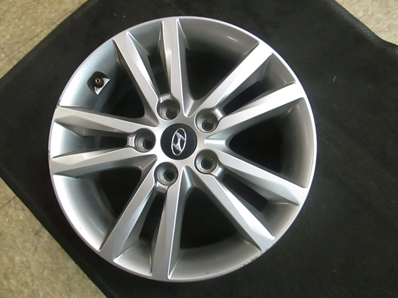 Amazon Com New Oem 2015 2016 Hyundai Sonata 16x6 5 Alloy Wheel Rim 52910 C2110 Automotive