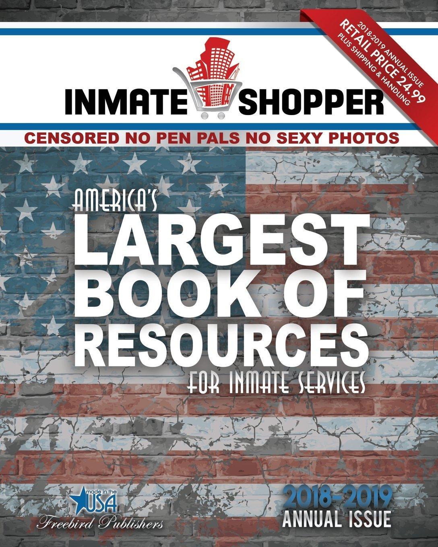 Inmate Shopper Annual 2018-19 - Censored: Freebird