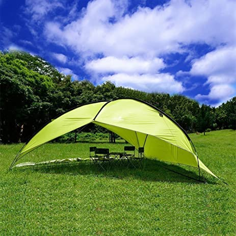Beach tentBeach canopySun shelter POP UP Tent 3-8 People Large : large beach canopy - memphite.com