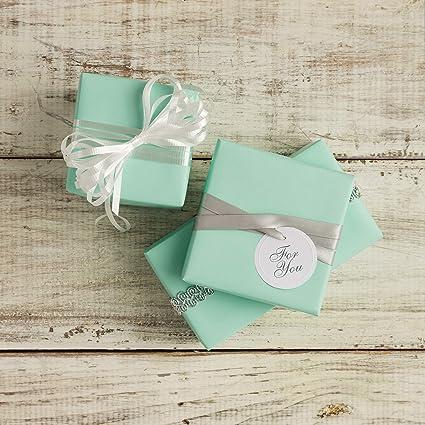 Amazon Wilton Circular Wedding Favor And Party Favor Gift Tags