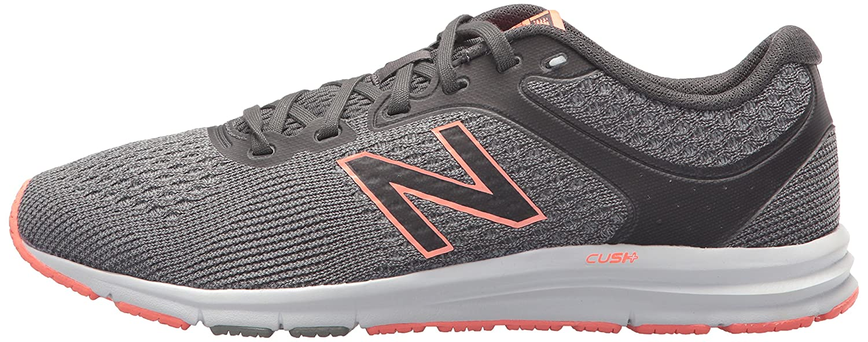 New Balance Women's 635v2 B(M) Cushioning Running Shoe B06XSF34CS 7.5 B(M) 635v2 US|Grey 8713bc