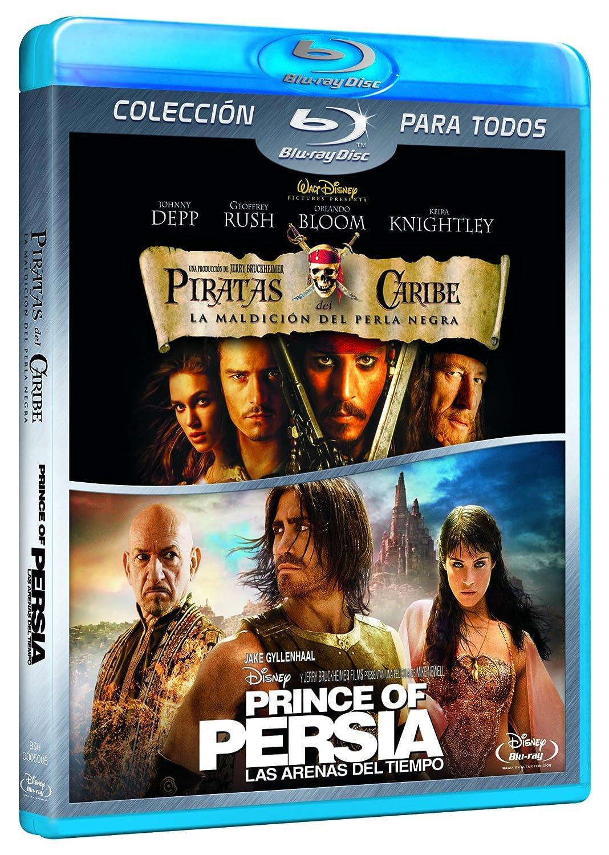 Prince of Persia: las arenas del tiempo + Piratas del caribe: La ...