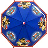 Nickelodeon® Official Paw Patrol Umbrella PVC Material Easy Holding Kids Children School Outside Rainy Days Travel Accessories