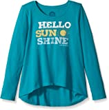 Life is Good G Long Sleeve Sc Hello Sunshine Clturq T-Shirt,