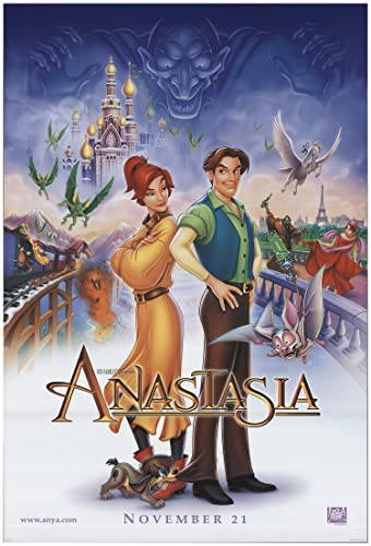 Image result for Anastasia (1997)