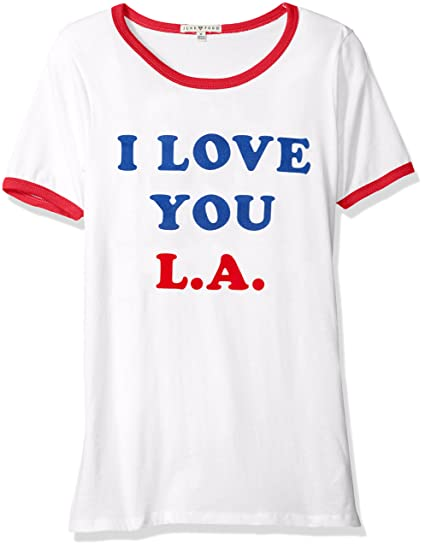 12a281b817f1 NBA Los Angeles Clippers Women's Free Throw Ringer T-Shirt, X-Small,