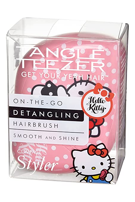 8 opinioni per Tangle Teezer Compact Styler Spazzola per i Capelli- 100 gr