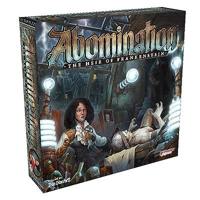 Abomination: The Heir of Frankenstein: Toys & Games