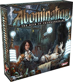 Abomination: The Heir of Frankenstein Board Game