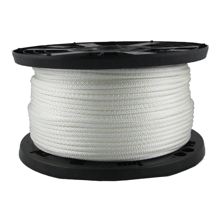1//4 X 500 Ft KnotRite 100/% Nylon Rope
