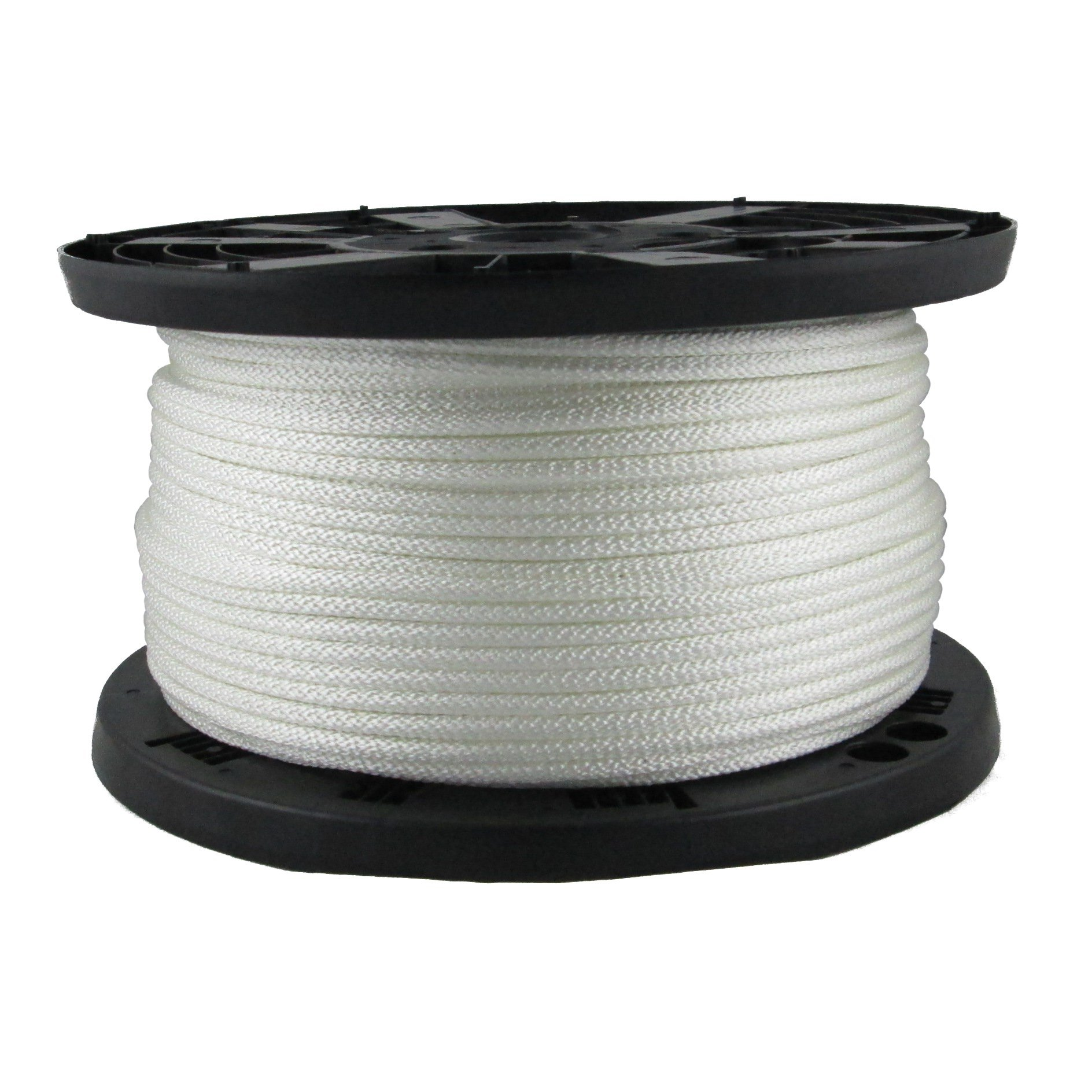 1/4'' X 500 Ft KnotRite 100% Nylon Rope by Quality Nylon Rope