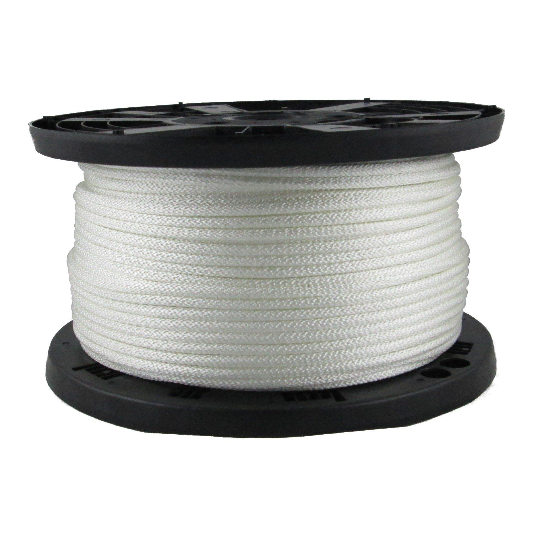 1/4'' X 500 Ft KnotRite 100% Nylon Rope