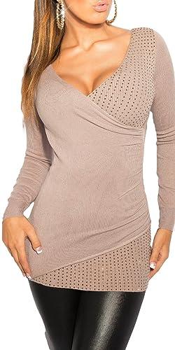 Sexy KouCla Pullover nel look con strass Koucla by in Materassino per stylefa Shion SKU 0000isf12912...