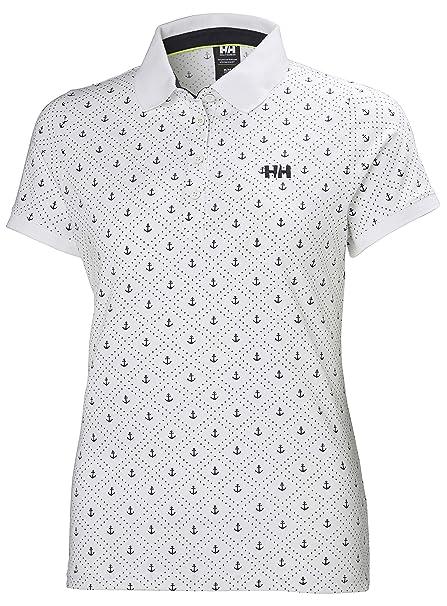 Helly Hansen - Polo para Mujer - Azul - XL: Amazon.es: Ropa y ...
