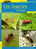Les insectes d'Europe - MEMO