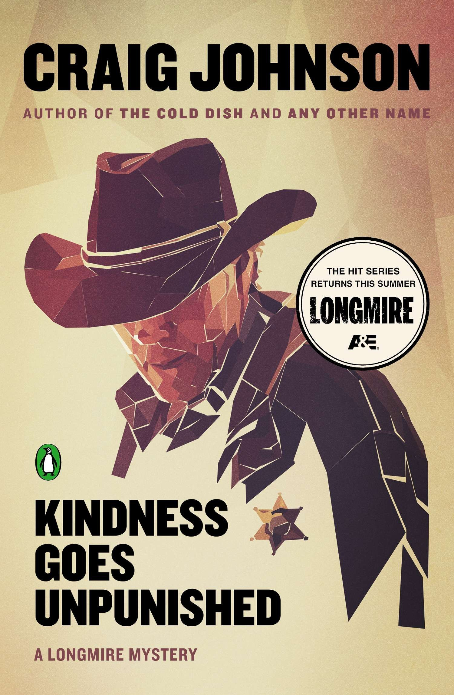 Read Online Kindness Goes Unpunished: A Longmire Mystery PDF