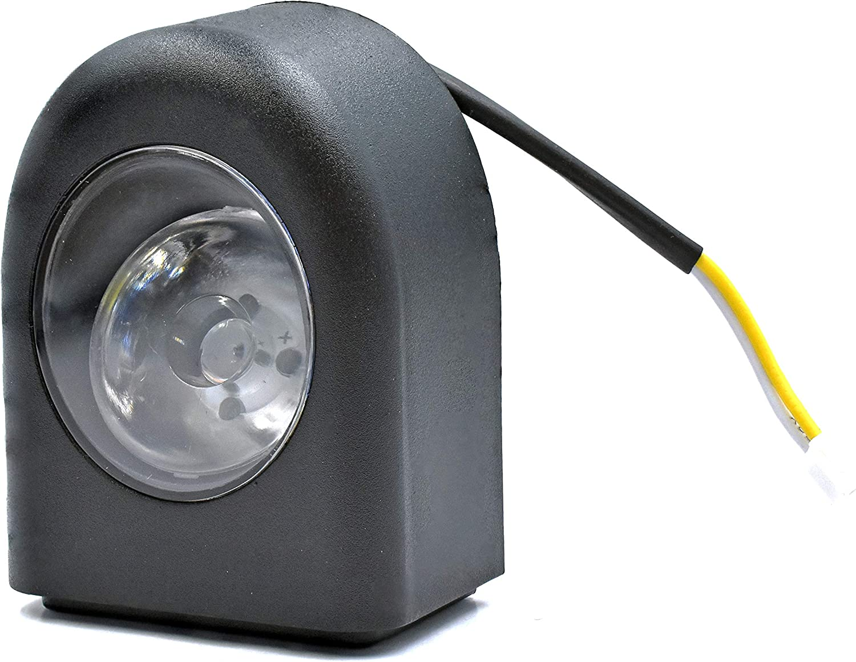 myBESTscooter - Luz Delantera para el Patinete eléctrico Xiaomi M365/Pro