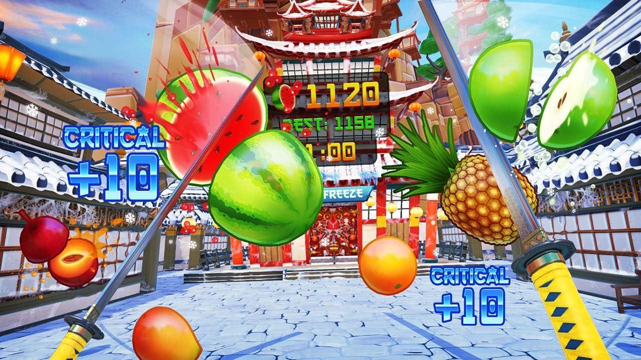 Amazon.com: Fruit Ninja (PSVR/PS4): Video Games