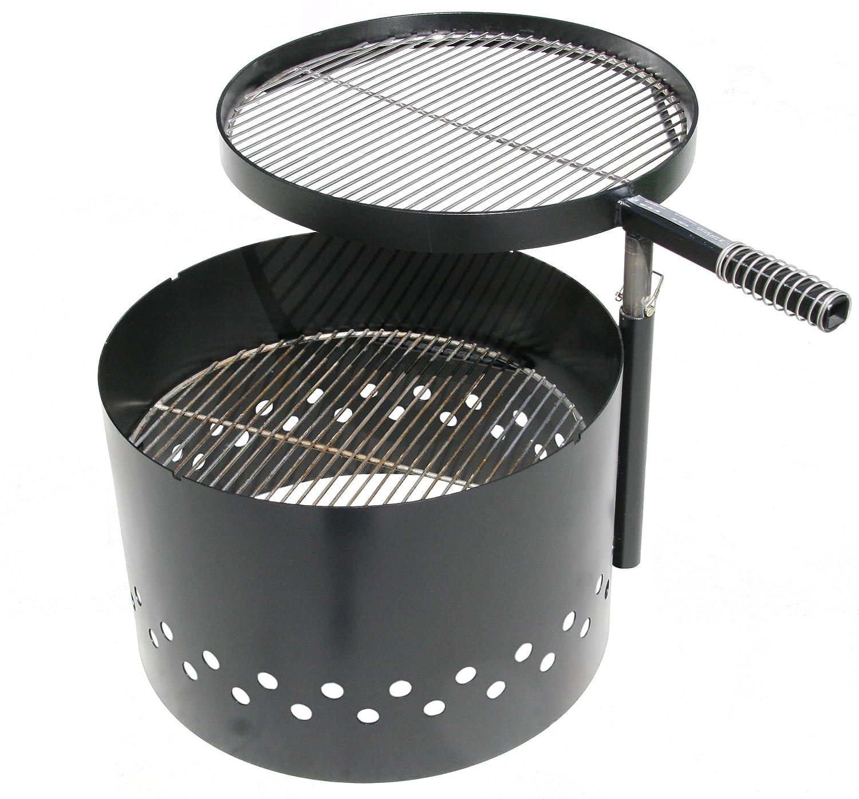 d59e34130ecc9 Amazon.com   Volcano Fire Pit and Grill   Garden   Outdoor