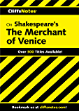 CliffsNotes on Shakespeare's The Merchant of Venice (Cliffsnotes Literature Guides)
