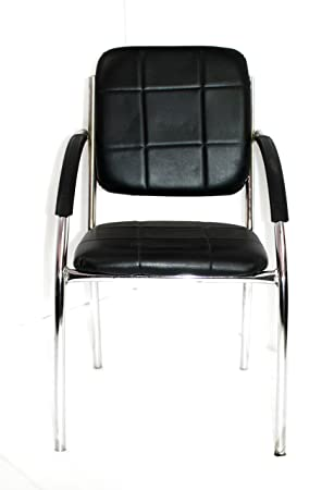 Rst Visitor Chair (Black)