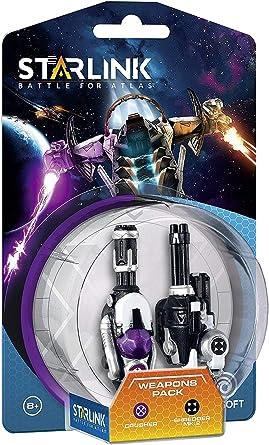 Starlink - Battle For Atlas, Pack De Armas Crusher + Shredder: Amazon.es: Videojuegos
