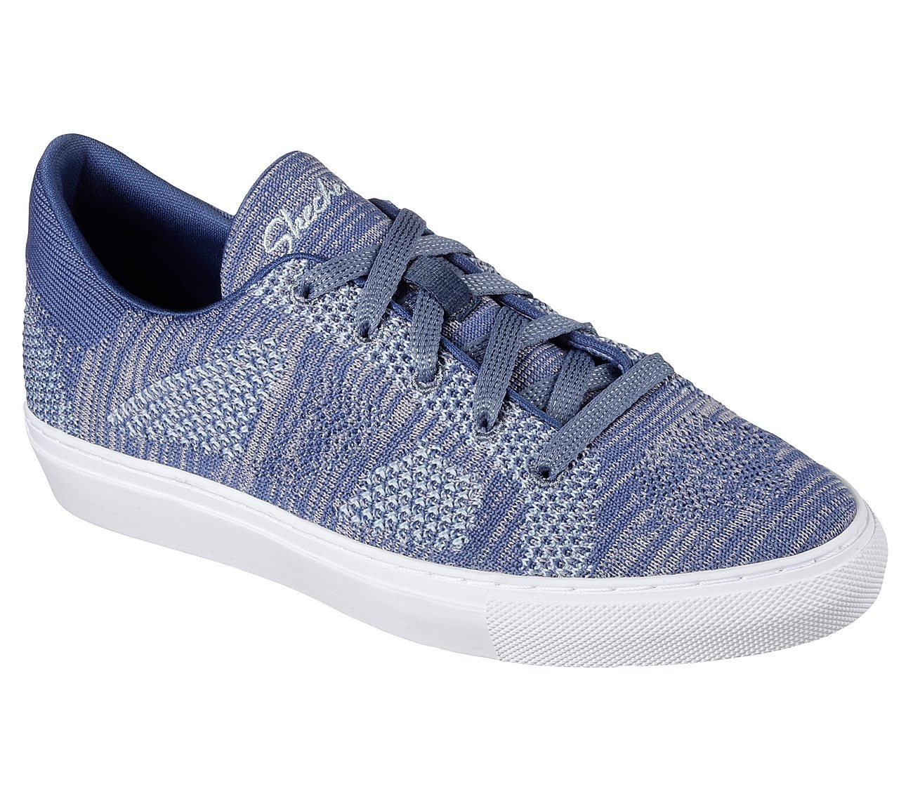 Skechers Vaso De Moda Womens Sneakers Blue 9.5