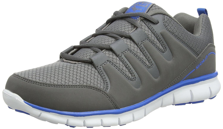 Gola Termas 2 - Zapatillas de Running Hombre 47 EU|Gris - Gris (Gris/Azul)