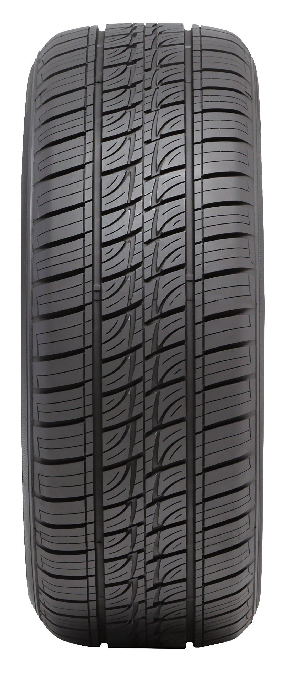 Vercelli Strada III All-Season Radial Tire - 235/55R18 100H by Vercelli (Image #3)