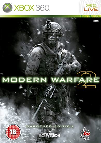 Modern Warfare 2 Hardened Edition Xbox 360: Amazon.es: Juguetes y ...