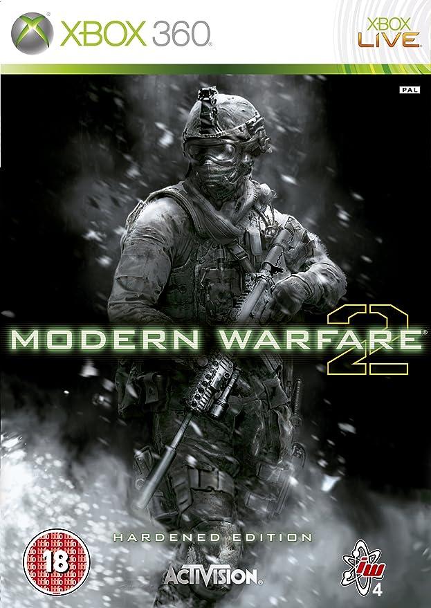 Modern Warfare 2 Hardened Edition Xbox 360: Amazon.es: Juguetes y juegos