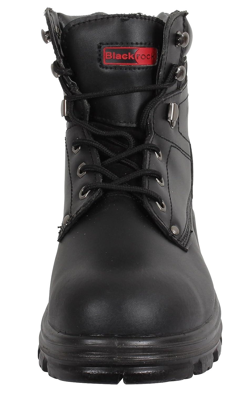 Negro 3 UK Blackrock Sf08 36 EU Calzado de protecci/ón Unisex