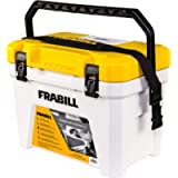 Frabill Magnum Bait Station | Aerated Bait Storage for Live Bait | Available in 13 Qt, 19 Qt, & 30 Qt Capacity