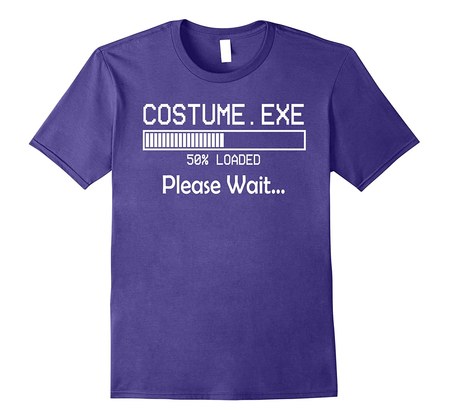 Witch Halloween - Costume Is Loaded Tee Shirt-FL