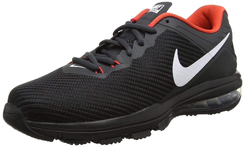 Nuova versione Nike Uomo Air Max Full Ride TR 15 Training Scarpe Nero/Bianco/Anthracite/Max Arancia