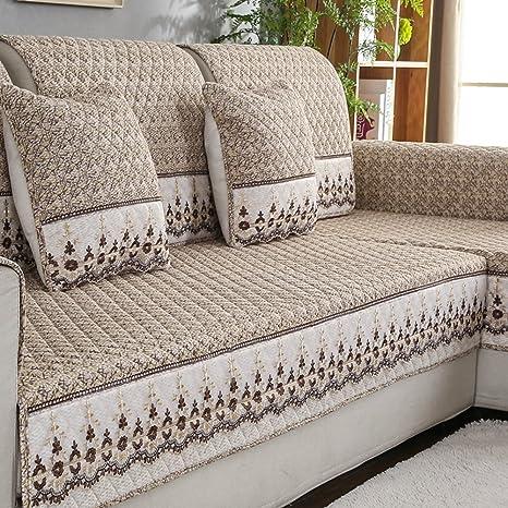 Amazon.com: YHviking Sofa Cover,Anti-Slip Couch Shield,Sofa ...