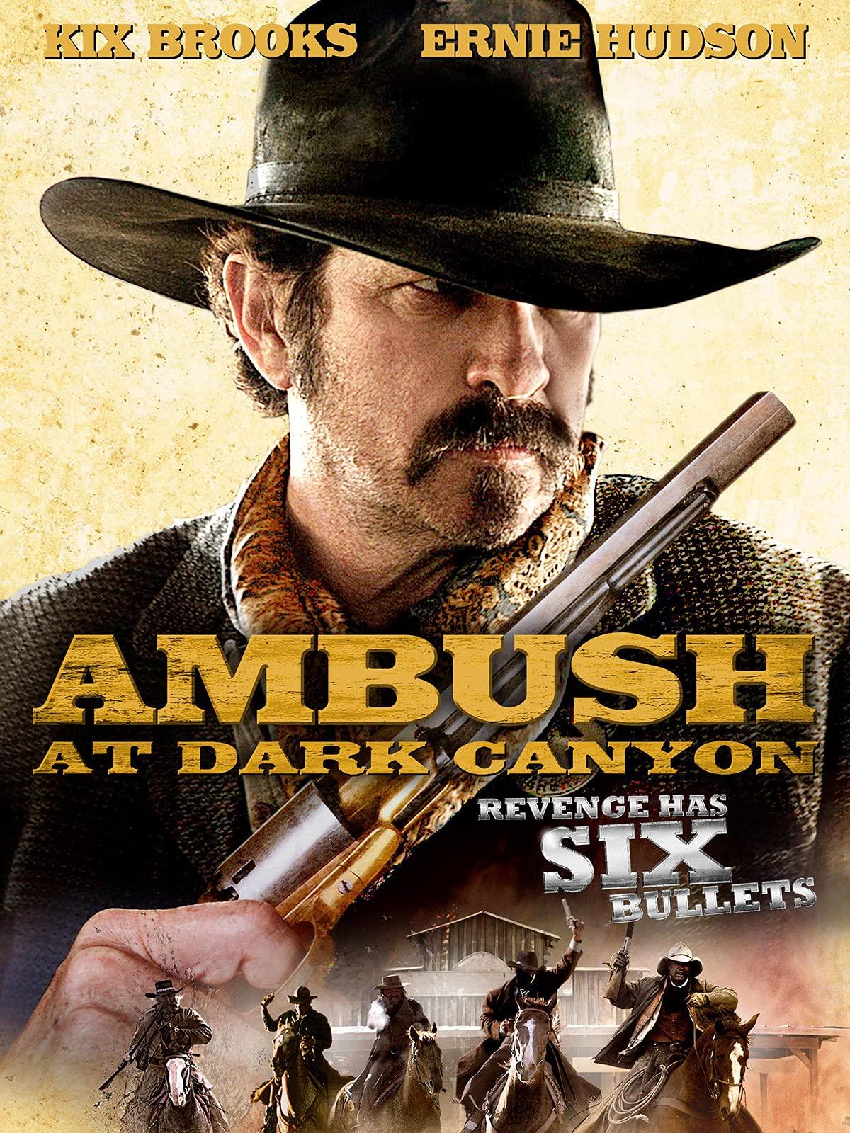 Ambush at Dark Canyon on Amazon Prime Instant Video UK