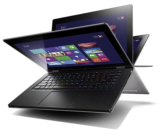 Lenovo IdeaPad Yoga 13 - Ordenador portátil (Portátil, Gris ...