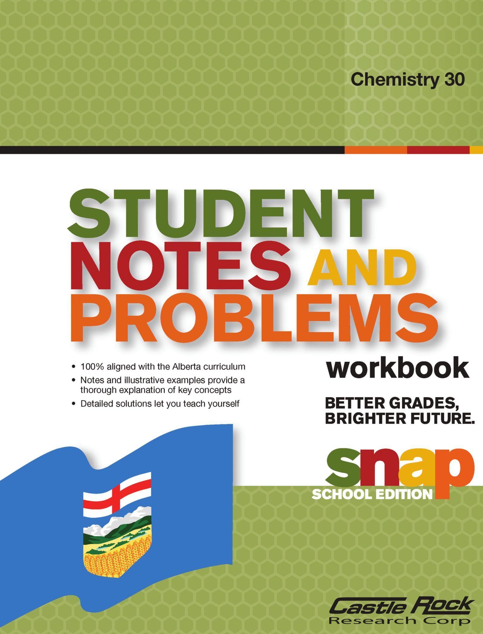 Read Online Student Notes and Problems Chemistry 30 pdf