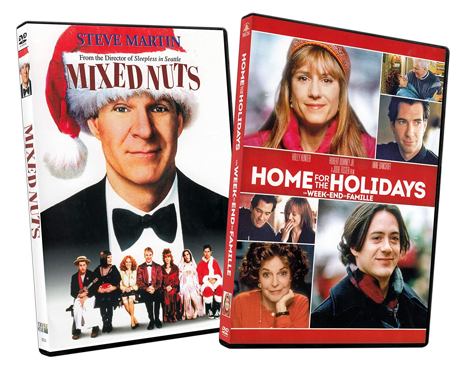 Amazon.com: Mixed Nuts / Home For the Holiday (2-Pack ...