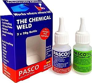 PASCOFIX Strongest Super Glue CA Glue Crazy Glue Super Glue