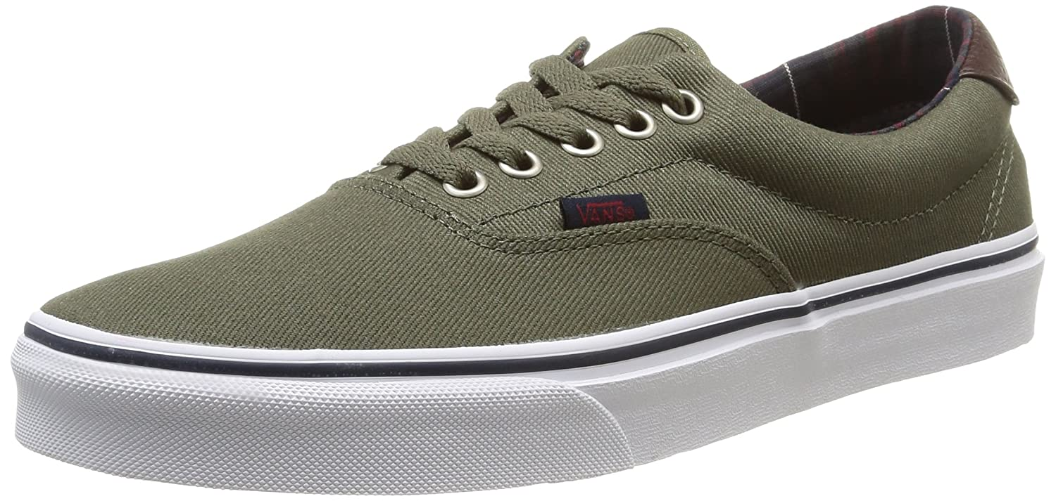 Vans U Era 59 Plaid - Zapatillas Bajas Unisex 40 EU|Plaid/Ivy Green