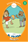 Books for Kids: El Recreo Recess (Children's Picture Book for Kids Ages 4-8): Bilingual Easy Reader Level 1 : Short Stories for Kids (Bilingual Readers)